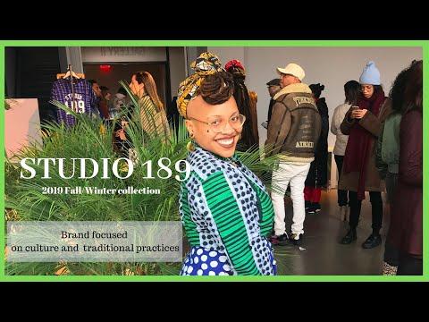 Studio 189 l  2019 Fall & Winter Collection
