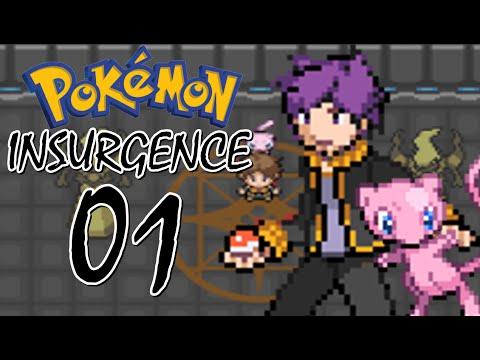 MEGA POKEMON-HACK! Let's Play Pokemon Insurgence Deutsch Part: 1