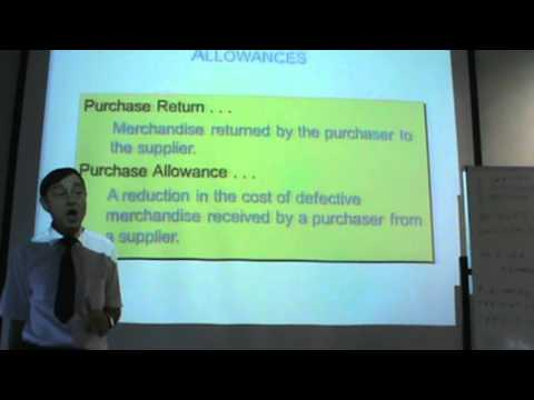 Principles of Accounting - Lecture 13