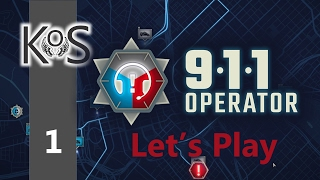 911 operator ep 1 saving people s lives first look let s play gameplay