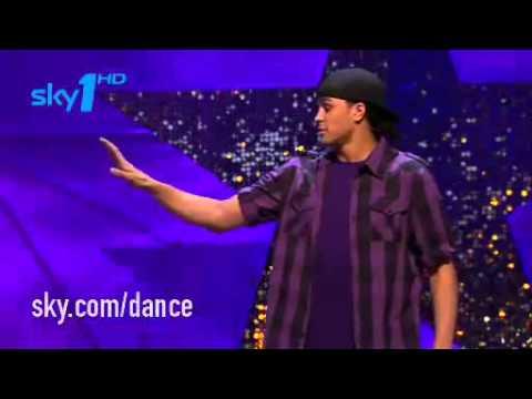 Got To Dance Sky1 Killer Move By Ashley Banjo Youtube
