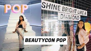 VLOGMAS | DAY 16 : BEAUTYCON POP !! || Asia Monet