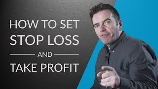 Stop Loss and Take Profit Orders in Trading 212