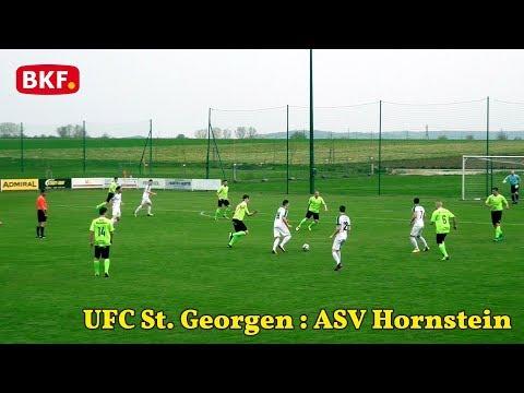 15. 4. 2018 - UFC St. Georgen : ASV Hornstein - CCM-TV.at