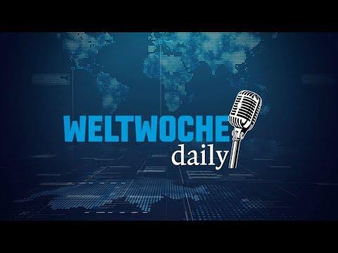 Weltwoche Daily 24.05.2018 | René Zeller, Schwedens Vorbereitung, Royal Wedding, Christian Lindner