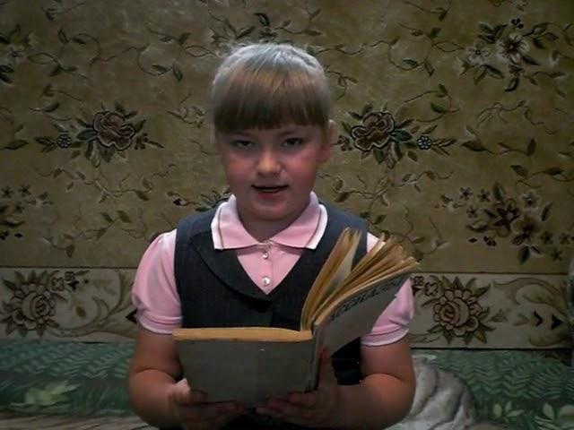 Изображение предпросмотра прочтения – ВероникаСергеева читает произведение «Крохотки: Утенок» А.И.Солженицына