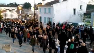 2016_12_17 Parade de Noël, Vaux sur mer