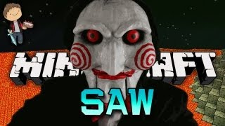 Minecraft: SAW w/Mitch & Jerome!