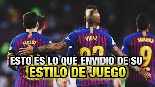 La única cosa que ENVIDIO del Barcelona - Qué hace falta para ganar la Champions