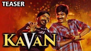Kavan 2019 Hindi Dubbed Teaser   Vijay Sethupathi, Madonna Sebastian, T. Rajendar