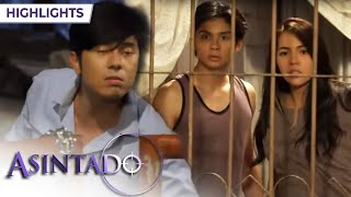 Asintado: Gael makes a scene in front of Dimasalang's residence | EP 70