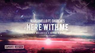 Marshmello ft. CHVRCHES - Here With Me (Twisted Melodiez x N3bula Hardstyle Bootleg) [Free Release]