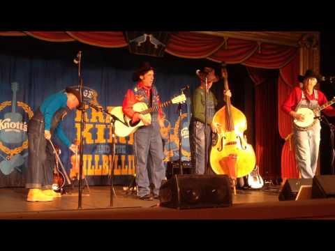 Krazy Kirk and the Hillbillies at Knott's Berry Farm (Show #3, Jan 14, 2007)