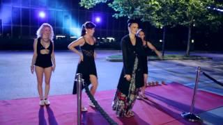 Nina Osenar - Čist smooth (Making of režiser in Vili)