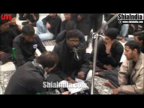 13th Safar Majlis at Ibadath Khana-e-Hussaini 1437-2015-16