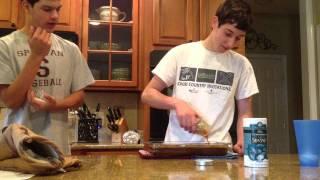 How To Make Sea Salt Caramel Brownies Part 2