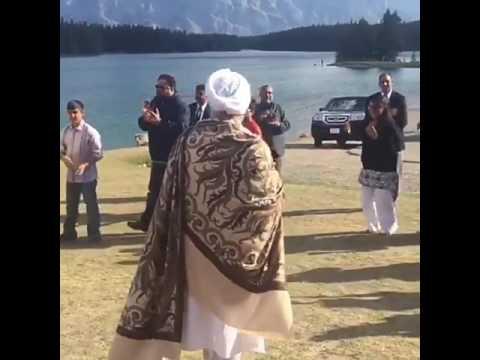 Nirankari Baba Ji Nirankari Mata Ji Sudiksha Ji Very Nice Bhangra Dance!