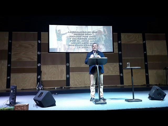 Nuestra actitud que refleja a Dios amor, gozo, paz - Pastor Diego Touzet