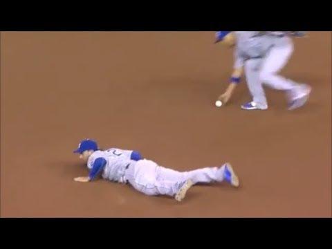 MLB Saving Your Teammate
