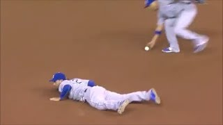 MLB Saving Your Teammate