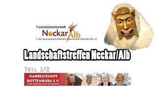 Landschaftstreffen Neckar/Alb Rottenburg 2014 - Teil 1/2