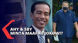 Jokowi Mania Ingin SBY dan AHY Minta Maaf ke Presiden Joko Widodo