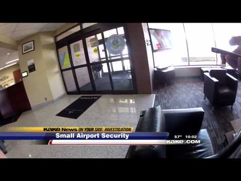 Small Airport Security KAKE NEWS