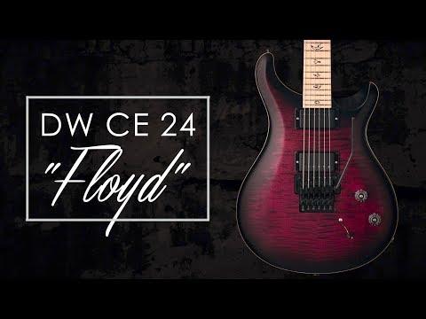 "The DW CE 24 ""Floyd"" | PRS Guitars"