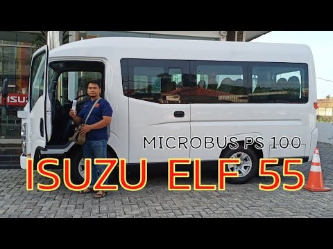 Review Mobil untuk TRAVEL ISUZU NLR 55 bus  100 PS 2019 | Dealer Cirebon