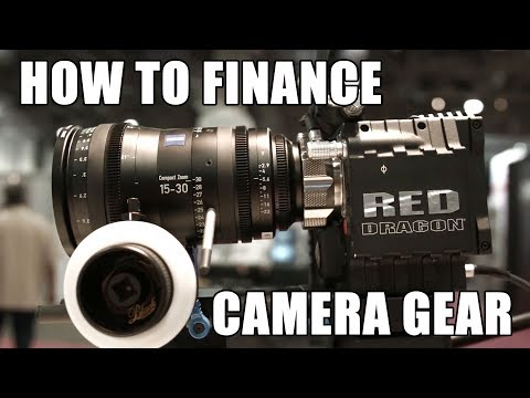 Camera Financing | Video & Film Equipment Leasing