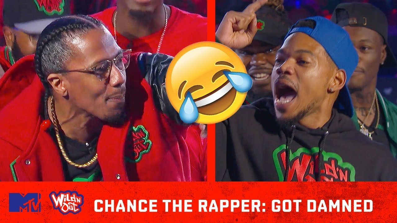 Wild 'N Out Cast Members & Chance Fry Each Other In A NEW Roast Game, 'Got Damned' | Wild 'N Out