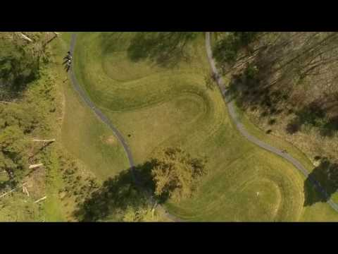 Serpent Mounds, HD Drone Footage,Ancient Structure of Draco Over 5000 Years Old, 2017