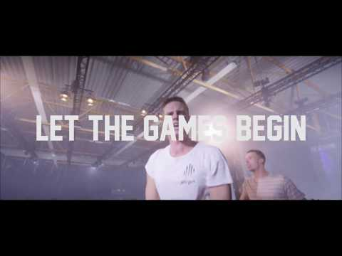 Act of Rage & D-Sturb - Let The Games Begin (Official Videoclip)