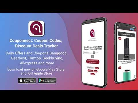 Couponnect Coupon Codes Discount Deals Tracker Youtube