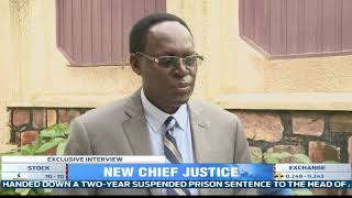Exclusive: Newly Appointed Chief Justice Dr Faustin Ntezilyayo Speaks To Rba