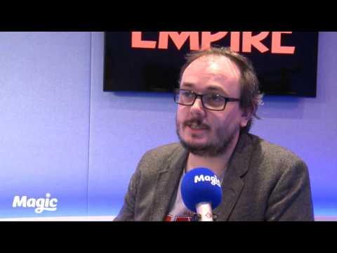 Empire Magazine's Chris Hewitt talks about BFI London Film Festival