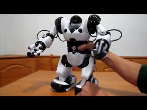 Robosapien X Demo