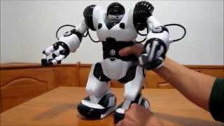 Robosapien х демо-компанією WowWee іграшки