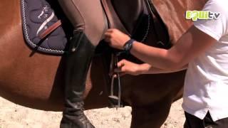 Comment régler ses étriers à cheval !