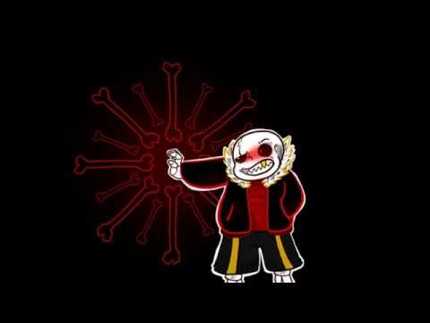 Underfell Sans | Stronger Than You | Parody Cover (3000 Subscriber Special)