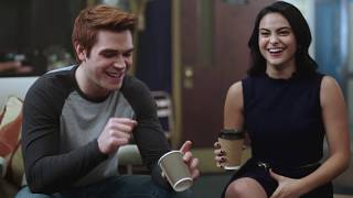 Riverdale Season 1 Gag Reel / Bloopers HD