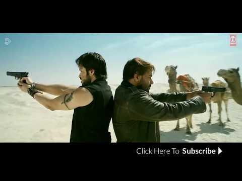 Baadshaho Official Trailer- Ajay Devgan Emraan Hashmi Sunny Leone Vidyut Esha Gupta Ileana D'Cruz