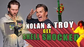 RETRO REPLAY  - Nolan North and Troy Baker Get Shell Shocked Playing TMNT