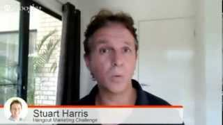 Hangout Marketing Challenge - Testimonial