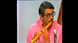 Indian Classical music by Flute Bhaskaran 1989 2