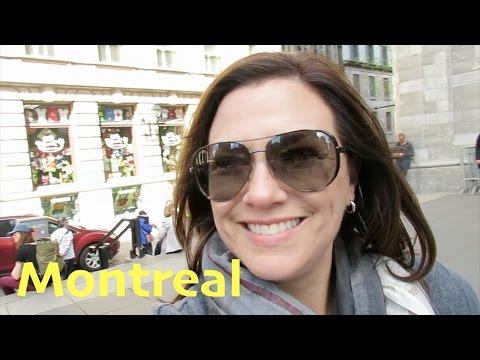 May Vlog3 - Montreal Trip!