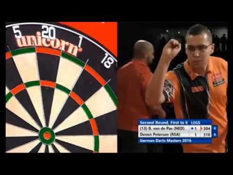 Darts German Masters 2021