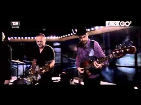 Tv2 & Turboweekend - Be Bab - live i Go' Morgen DK