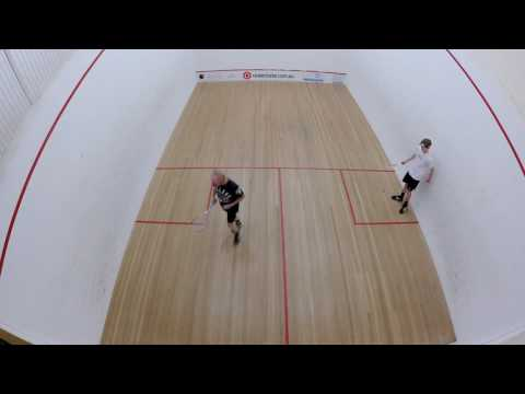 Riley Ellis vs Dirk Phillips  ACT Premier League 21/06/2017