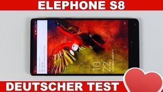Elephone S8 Test: Bestes Budget Tri-Bezel-Less Handy? (Deutsch)